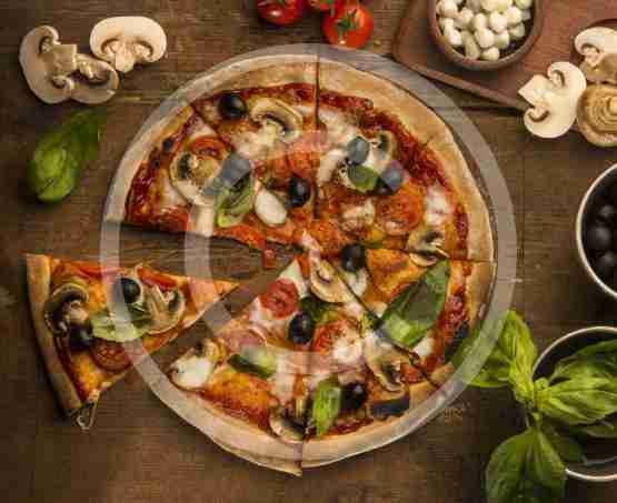 Neopolitan-Style Pizza